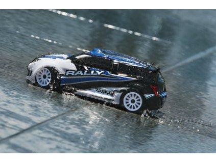 Traxxas Rally 1:18 4WD RTR modré - TRA75054-1-BLU