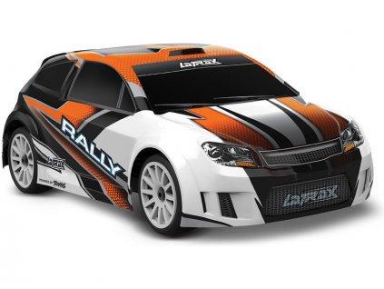 Traxxas Rally 1:18 4WD RTR oranžové - TRA75054-1-ORN