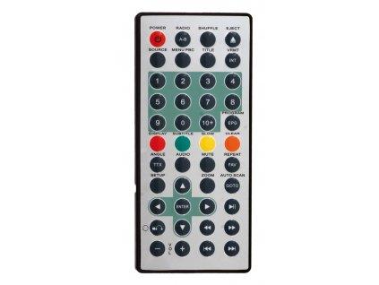 Dálkové ovládání k CTD-H1 - ctd-h1/ovl