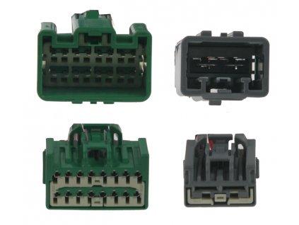Kabeláž pro HF PARROT/OEM Land Rover Range Rover Sport systém LOGIC 7 - sot-971