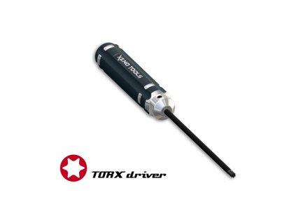 Šroubovák torx CNC T25 - XT-031T25
