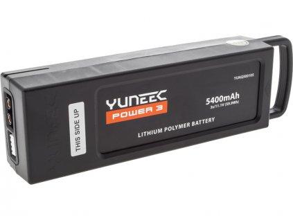 Yuneec Q500: LiPol baterie 11.1V 5400mAh - YUNQ4K131