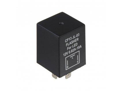 Přerušovač blinkrů LED, 12V, 0,02-10A pro japonské vozy - 46052