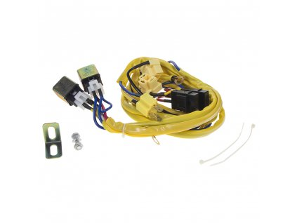 Sada pro montáž přídavných halogenových světel H4 90/100W - 46058