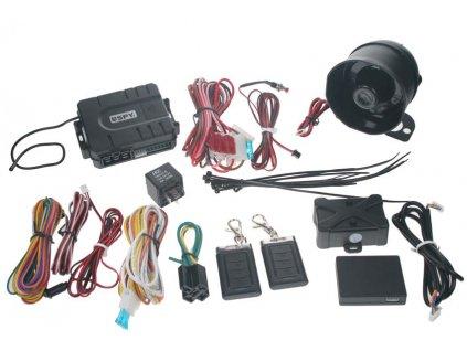 SPY autoalarm Keyless - bezdotykové dálkové ovládání - spy10