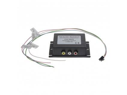 adaptér A/V vstup pro OEM navigaci Landrover  - mi097