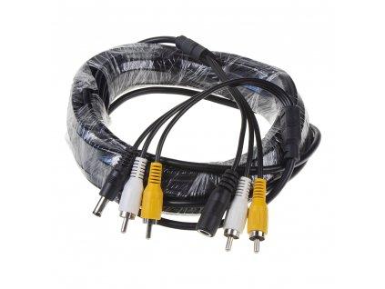 RCA audio/video kabel, 10m - 80342