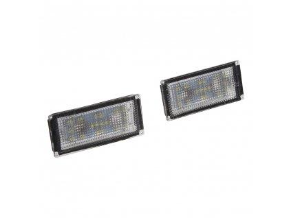 LED osvětlení SPZ do vozu BMW E66 - RZbw04