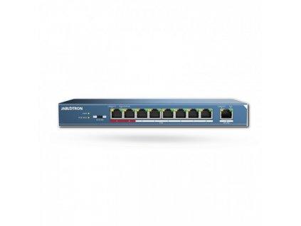 JI-118Z Rozbočovač Ethernetu PoE - 8 portový - Jablotron