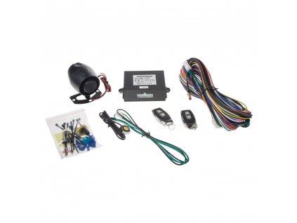 NESTOR sada autoalarmu s dálkovými ovladači - ja-ca340