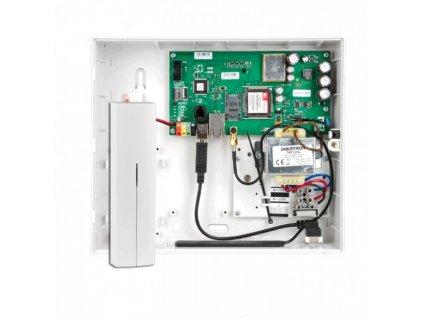 JA-101KR-LAN-3G Ústředna se zabudovaným 3G/LAN komunikátorem - Jablotron