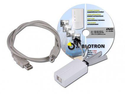 Jablotron GD-04P propojovaci kabel interface DAVID