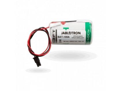 BAT-100A Lithiová baterie 3.6V 13Ah pro JA-163A - Jablotron