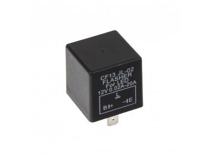 Elektronický přerušovač blinkrů, 12V, 3 kontakty - 46060
