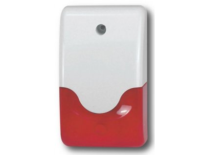 Jablotron SA-913FM siréna s červeným LED blikačem