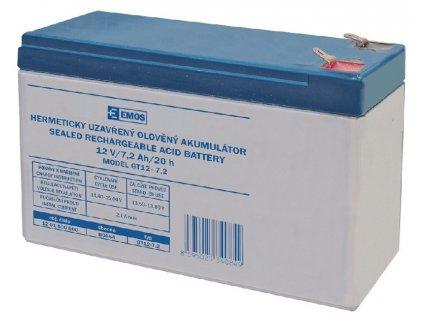 Jablotron SA-214/7 zálohovací akumulátor 12V 7Ah