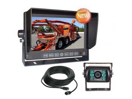 """SET kamerový systém s monitorem 7"""" - sv708set1"""