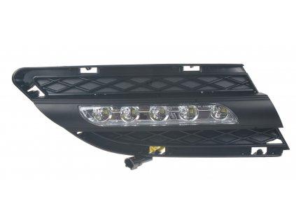 x LED světla pro denní svícení BMW E90 3 series 09-, ECE - drlBMW03