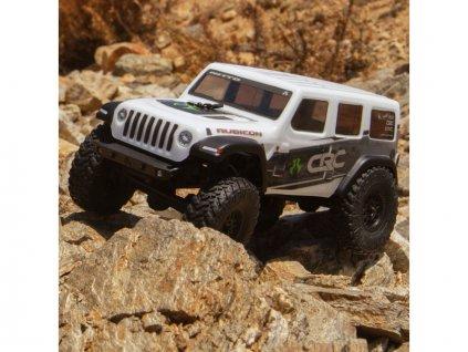 Axial SCX24 Jeep Wrangler JLU CRC 2019 1:24 4WD RTR bílý - AXI00002T1