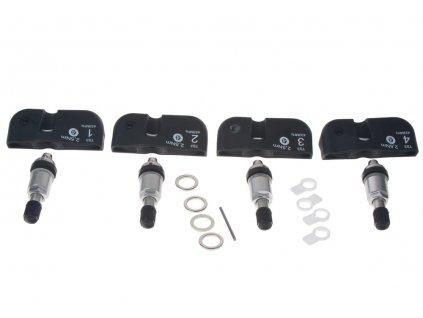 APRI sada 4 senzorů s ventilky (zimní/letní kola) - fbsn-ts34