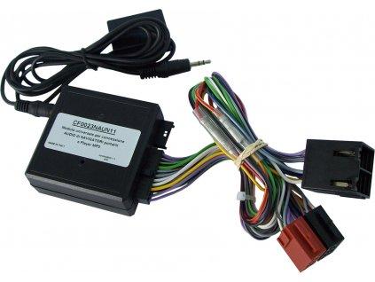 x Stereo zesilovač pro přenosnou navigaci - Aux adaptér - 55400