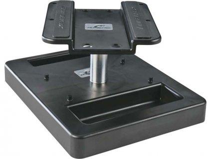 Duratrax stojánek na auto Pit Tech Deluxe černý - DTXC2379
