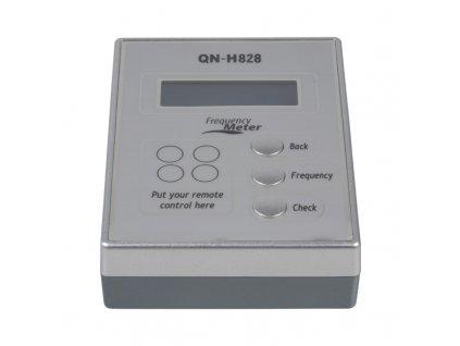 Měřič frekvence dálkových ovladačů + tester