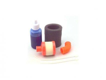 Vzduchový filtr kompletní 1:10 - DYN2612