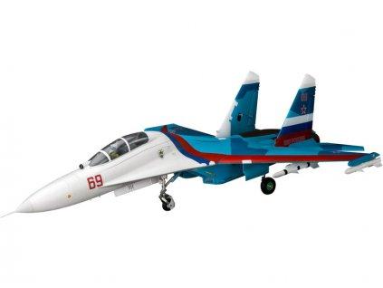 E-flite Su-30 1.1m SAFE Select BNF Basic - EFL01050