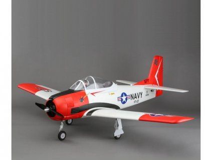 T-28 Trojan Carbon-Z 2.0m AS3X BNF Basic - EFL1350