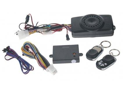 SPY motoalarm se záložním zdrojem, CE - spy15