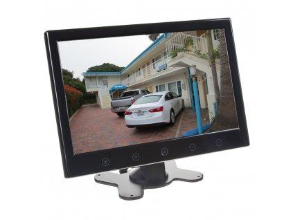 """LCD digitální monitor 10"""" do opěrky s IR vysílačem - ic-106t"""
