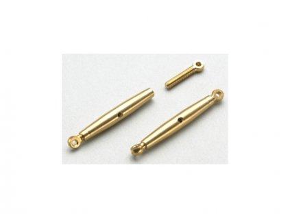 Napínák lanka hliník M2 (2) - GF-2105-001