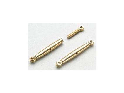 Napínák lanka hliník M2.5 (2) - GF-2105-002