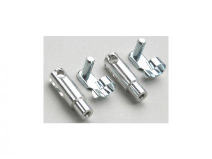 Vidlička hliníková HD se zámkem M4 (2) - GF-2111-002