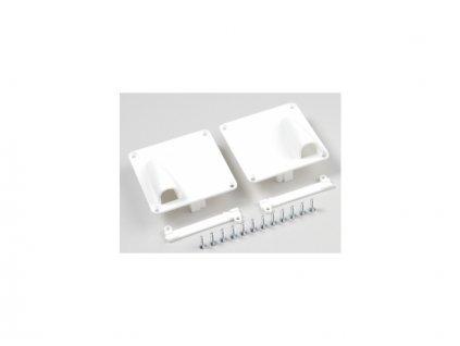 Lože standardních serv do křídel (1 pár) - GF-2176-001