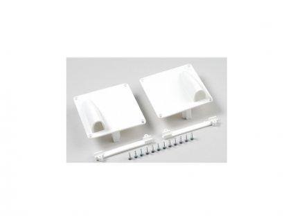 Lože mikro serv do křídel (1 pár) - GF-2176-002