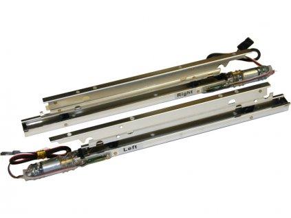 Elektrické brzdící štíty 185mm (pár) - HSF0314058185V2