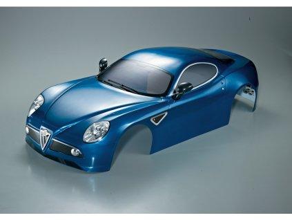 Killerbody karosérie 1:7 Alfa Romeo 8C modrá - KB48093