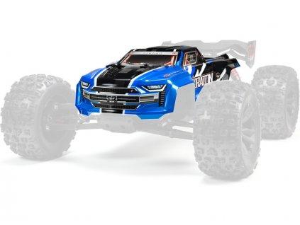 Arrma karosérie modrá: Kraton 6S BLX - ARA406157