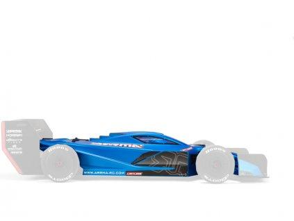 Arrma karosérie Limitless matná modrá - ARA410004