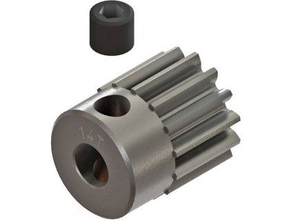 Arrma pastorek 14T 48DP 3.17mm - ARAC7777