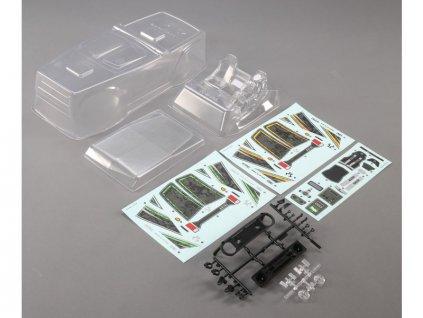 Axial karosérie, interiér nenabarvená: Wraith 1.9 - AXI230001