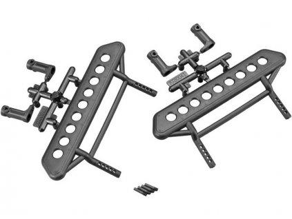Axial držák karosérie (2): SCX-10 - AXIC0808