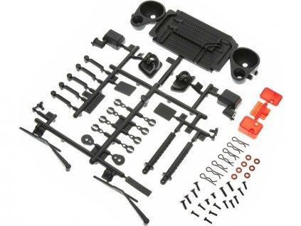 Axial maketové doplňky karosérie: CRC JK - AXIC4021
