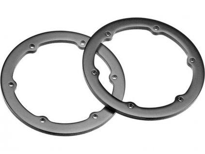 Axial kroužek beadlock 1.9 šedá (2) - AXIC8122