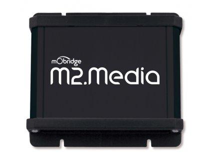 Multimediální CAN adaptér USB/iPod/Aux do vozů Volkswagen/Škoda - hfomUSBcanVW