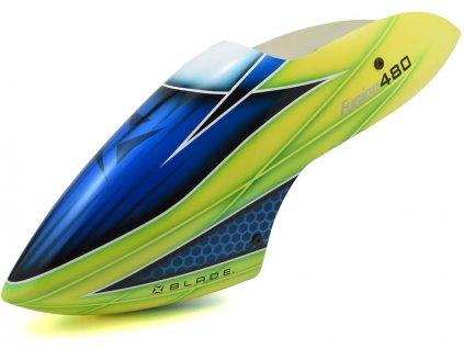 Blade kabina laminátová: Fusion 480 - BLH4951