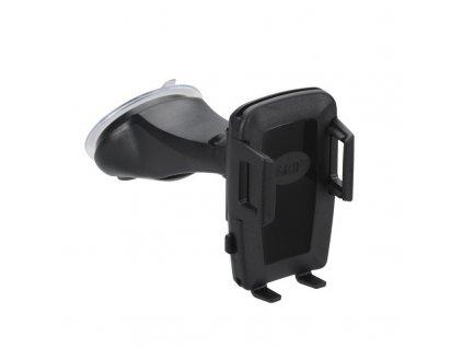 x Univerzální držák s úchytem na sklo se systémem 4QF  pro telefony 46 - 76 mm - rt5-18100QF
