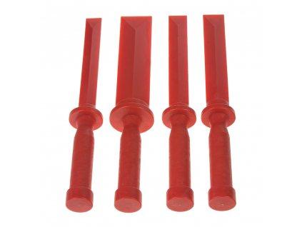 Sada 4 vyjímacích nástrojů (dlát) - 45021